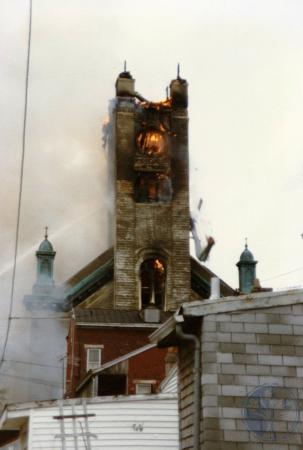Image: di39597 - Burning of St. Aloysius