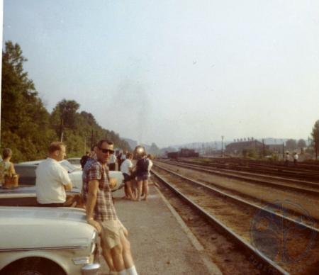 Image: di39630 - At Ludlow Depot