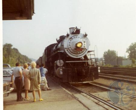Image: di39635 - At Ludlow Depot