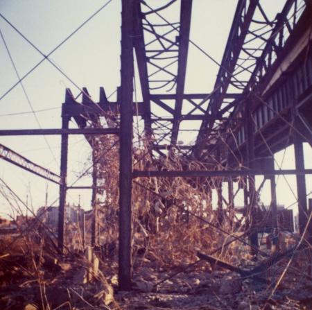 Image: di39688 - Demolition of C&O Bridge