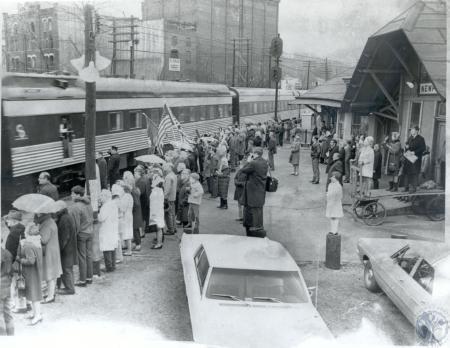 Image: di40252 - President Dwight David Eisenhower's train