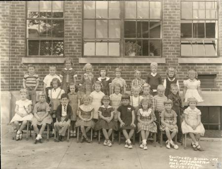 Image: di40671 - Southgate School, Kindergarten