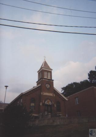 Image: di41188 - Saint Francis De Sales Church, 10 Chesapeake Avenue