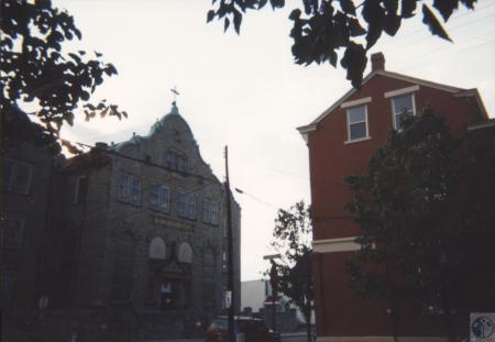 Image: di41192 - Corpus Christi Church, 840 Isabella Street