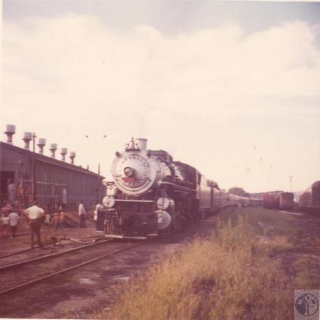 Image: di41855 - Southern Railroad Yard