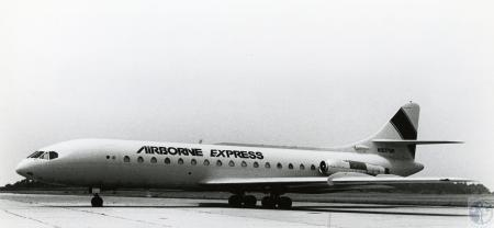 Image: di45490 - SUD Caravelle belonging to Airborne Express