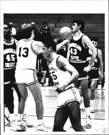 Image: di53935 - Men's college basketball game, Thomas More vs Cumberland College