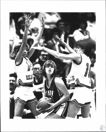 Image: di54328 - Girls High School Basketball Game, Boone County vs. Simon Kenton