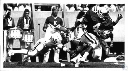 Image: di54331 - College football game, Bowling Green University vs University of Kentucky
