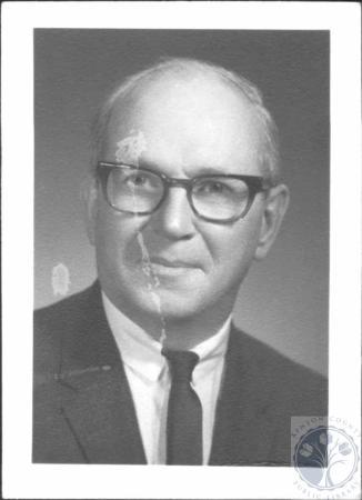 Image: di55899 - Rev. David L. Alther, Ida Spence Methodist