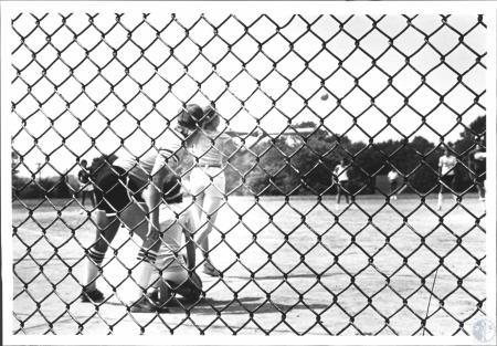 Image: di57247 - Softball game at St. Joseph Young Club Picnic