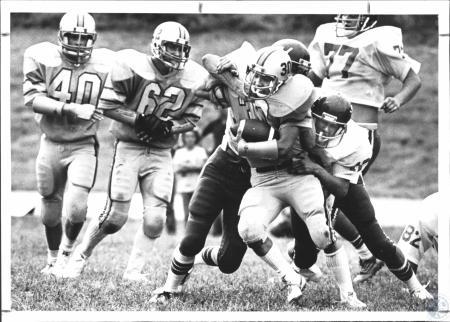 Image: di57810 - Boone County High School running back Shayne Beckett (#30)