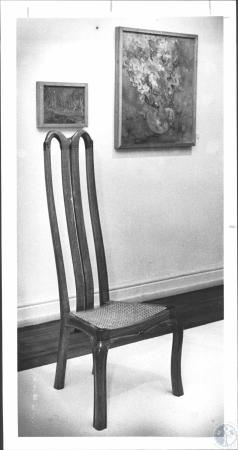 Image: di61286 - Chair made by Lynn B. Sweet at Carnegie Arts Center