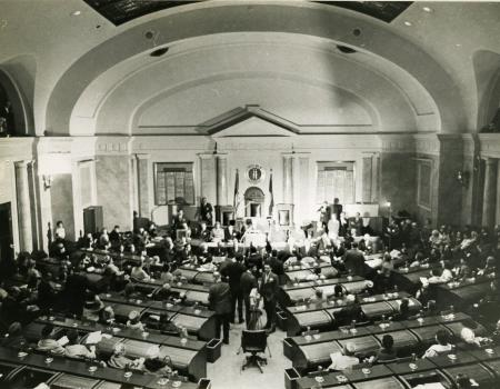 Image: di69016 - KY State Capitol - House of Representatives