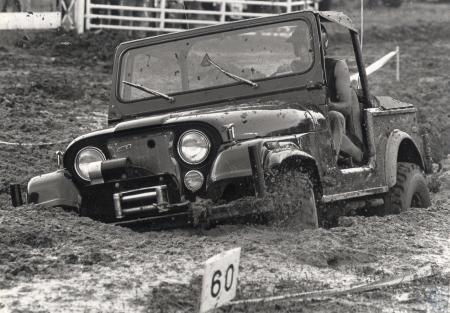 Image: di70144 - Jeep in competition