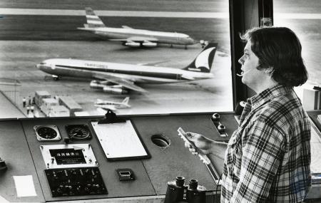Image: di74927 - Kevin Delaney, Locust Avenue Fort Mitchell, air traffic controller at Greater Cincinnati Airport