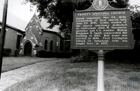 Image: di79666 - Trinity Episcopal Church