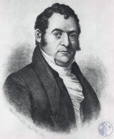 Image: di80154 - Associate Justice of US Surpreme Court Robert Trimble. Born Berkeley Co., Virginia (now WV) 11/17/1776,....