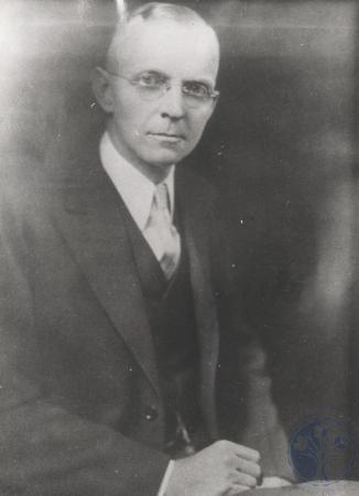 Image: di80375 - Hal M. Ricketts, June 1943 - January 1951, Airport Board Charter member.