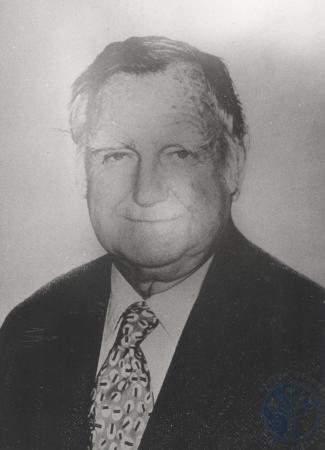 Image: di80376 - V.H. Logan, June 1943 - June 1946, Airport Board Charter Member