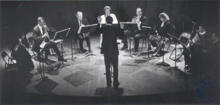Image: di81989 - Woodwind Ensemble of the Music Society of NKY in performance at Carnegie Theater.
