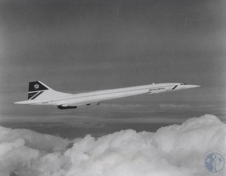 Image: di82093 - British Airways Concorde Jet.