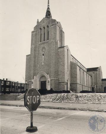 Image: di83098 - St. Stephen Church.