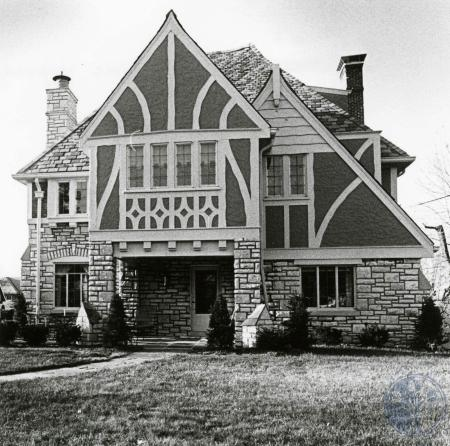 Image: di83264 - Unidentified Dixie Highway home.