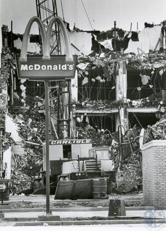 Image: di83672 - Unidentified building demolition