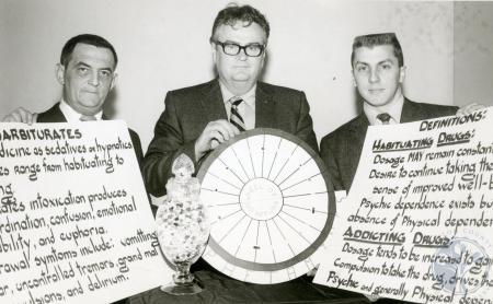 Image: di87779 - From left: Richard Murray, Joseph Scanlon, Thomas Thompson