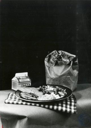 Image: di87860 - Hot lunch vs brownbag lunch
