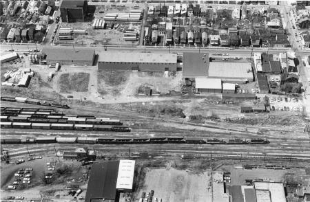 Image: di91552 - Louisville and Nashville (L&N) Rail yard.