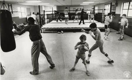 Image: di95591 - Kids boxing - names unknown
