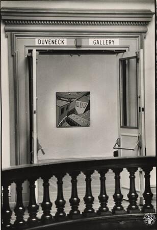 Image: di95618 - Carnegie Arts Center looking into Duveneck Gallery
