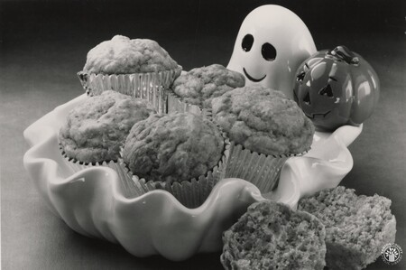 Image: di95700 - Pumpkin Spice Muffins for Halloween