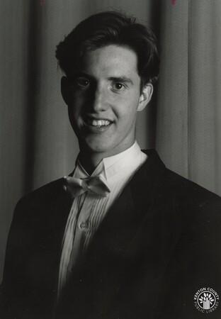Image: di95970 - Jeff McDonald, a Holmes High School graduate who was part of the EKU Show Choir (1993-1994). He was a....
