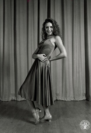 Image: di95972 - Jenny Williams, a Scott High School graduate, part of EKU Show Choir (1993-1994). She was a freshman....