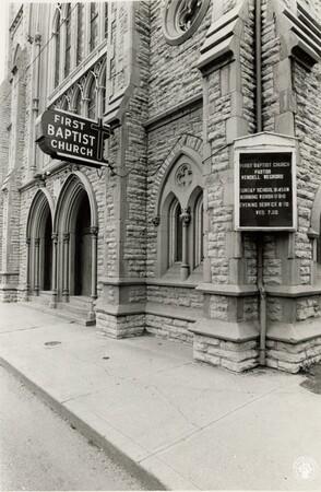 Image: di96161 - First Baptist Church of Covington