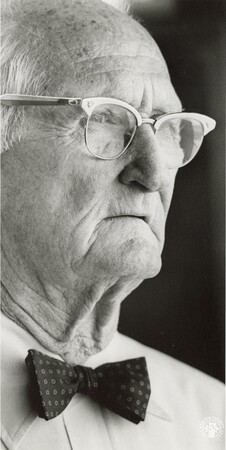 Image: di96230 - John Farrell, Crittenden barber - a new street and building were being named for him