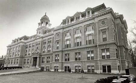 Image: di97399 - Formerly Our Lady of Providence Academy, this magnificent bldg. is now