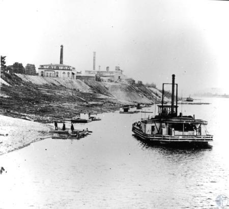 Image: kce001367photo - Ohio River ferry