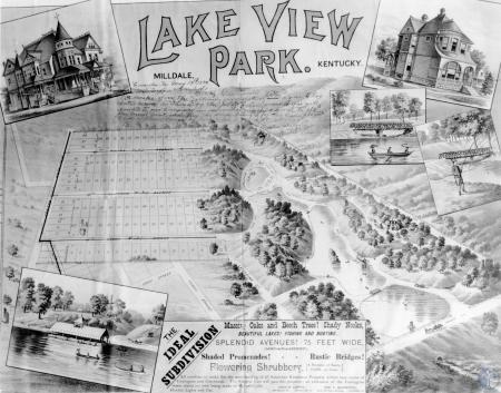 Image: kcen00016photo - Lake View Park Milldale Kentucky. Now part of Latonia.