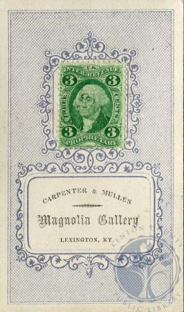 Image: mackoy001005140a - Charles Chilton Moore. Photograph by Carpenter and Mullen Magnolia Gallery, Lexington, KY