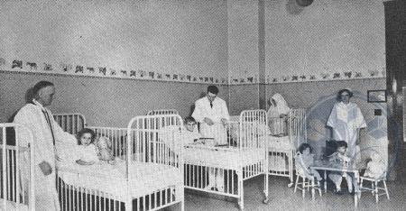 Image: ste001031060 - Childrens Ward. Photograph taken from