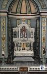 di00011 - Interior view of altar.