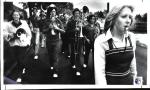di00840 - Dixie Heights H.S. Band led by field commander ...