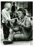 di01895 - Chris Young, 5, with Charlotte Schneider. ...