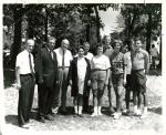 di01958 - left to right: Charles Kuhn, Donaldson Brown, ...