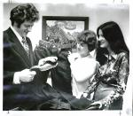 di03717 - Jim (unknown), Nancy Black & Liz Wilder - ...