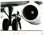 di10023 - crew checking aircraft